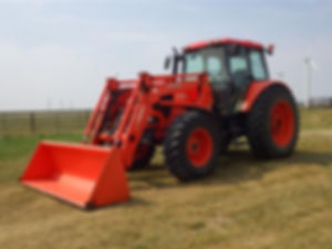 2008 Kubota M125X MFWD Tractor Loader.jp