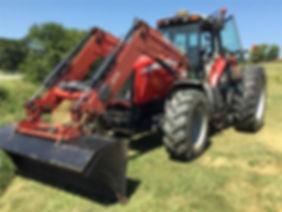 2009 Massey Ferguson 7485 4X4 Tractor Lo