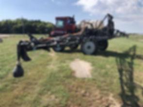Patriot XL Self Propelled Sprayer 2839 L
