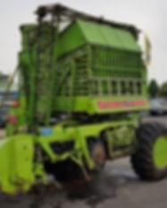 1995 Stoll V202 2 Row Beetroot Harvester