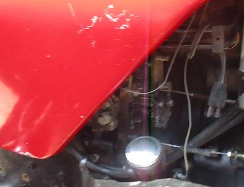 2003 Massey Ferguson 8270 MFWD Tractor