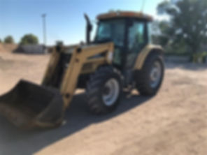 2005 Challenger MT465B 4WD Tractor Loade