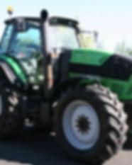 2012 Deutz-Fahr L730 Agrotron 4WD Tracto