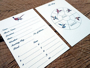 shoot cards, game cards, peg cards, bag cards, shooting cards, shoot season, pheasant shoot, game shoot, grouseshoo, duck shoot, shoot stationery, bespoke cards