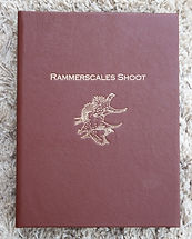 shoot cards, game cards, pheasant shooting, shoot card record album