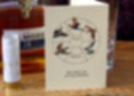 Bespoke, personalised, shoot cards, shooting cards, pheasant, duck, partridge, guns, game cards