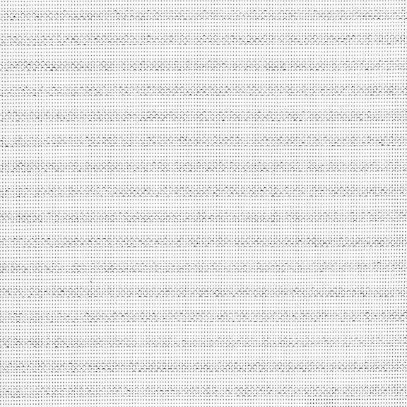 White Silver Stripe