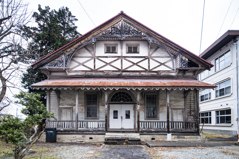 旧山形師範学校本館(教育資料館)