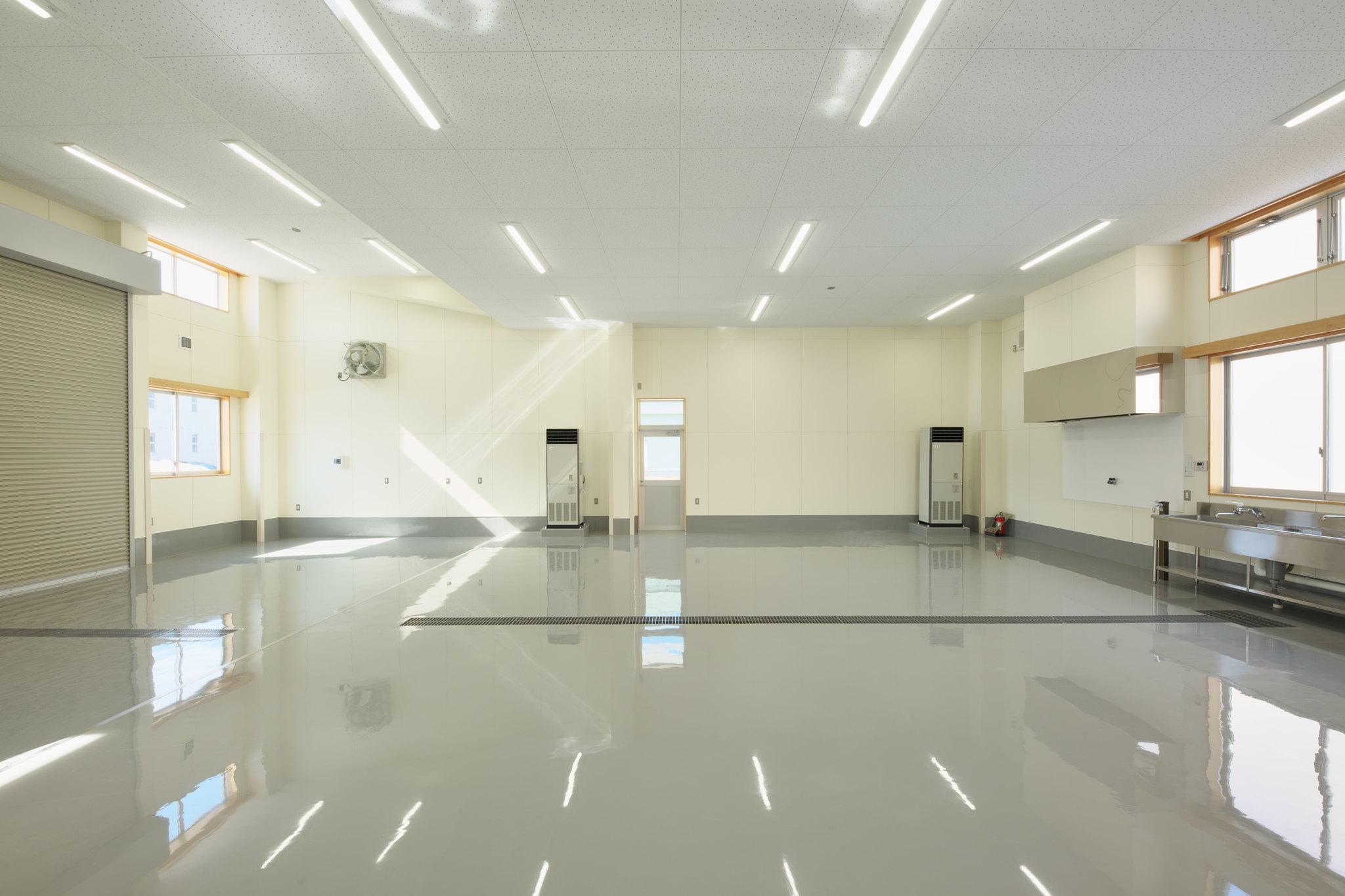 産業技術短大土木EG実験棟|市村工務店
