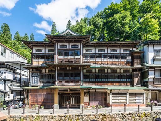 銀山温泉 小関館(旧古勢起屋)