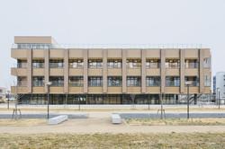 東北大学 厚生施設|第一建設工業