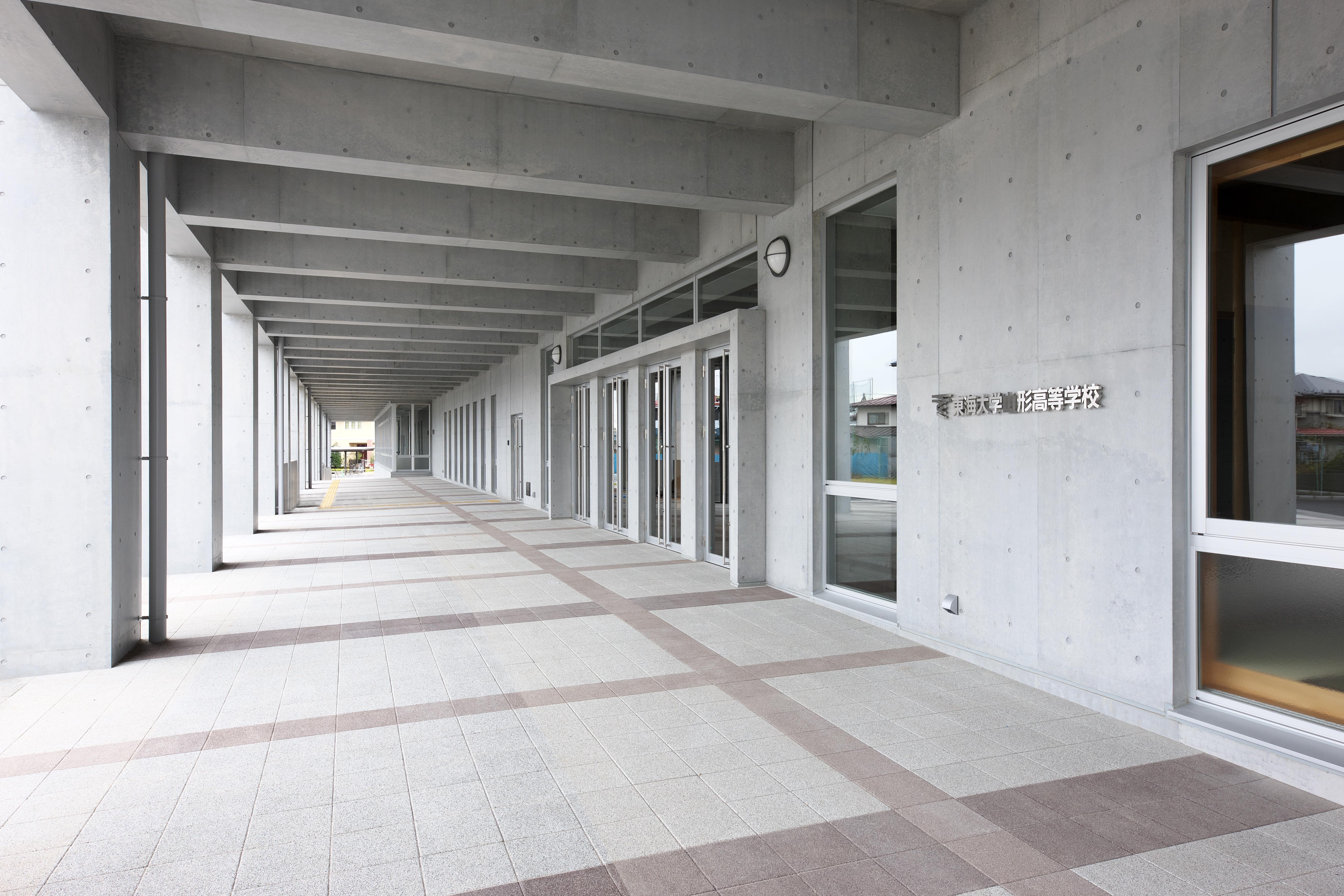 東海大山形高等学校|市村工務店