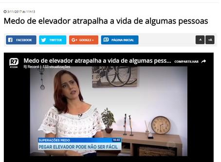 Fobia de Elevador