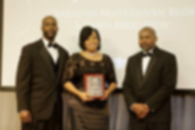 2014 Charleston Multicultural Bridal & Events Rising Star Award