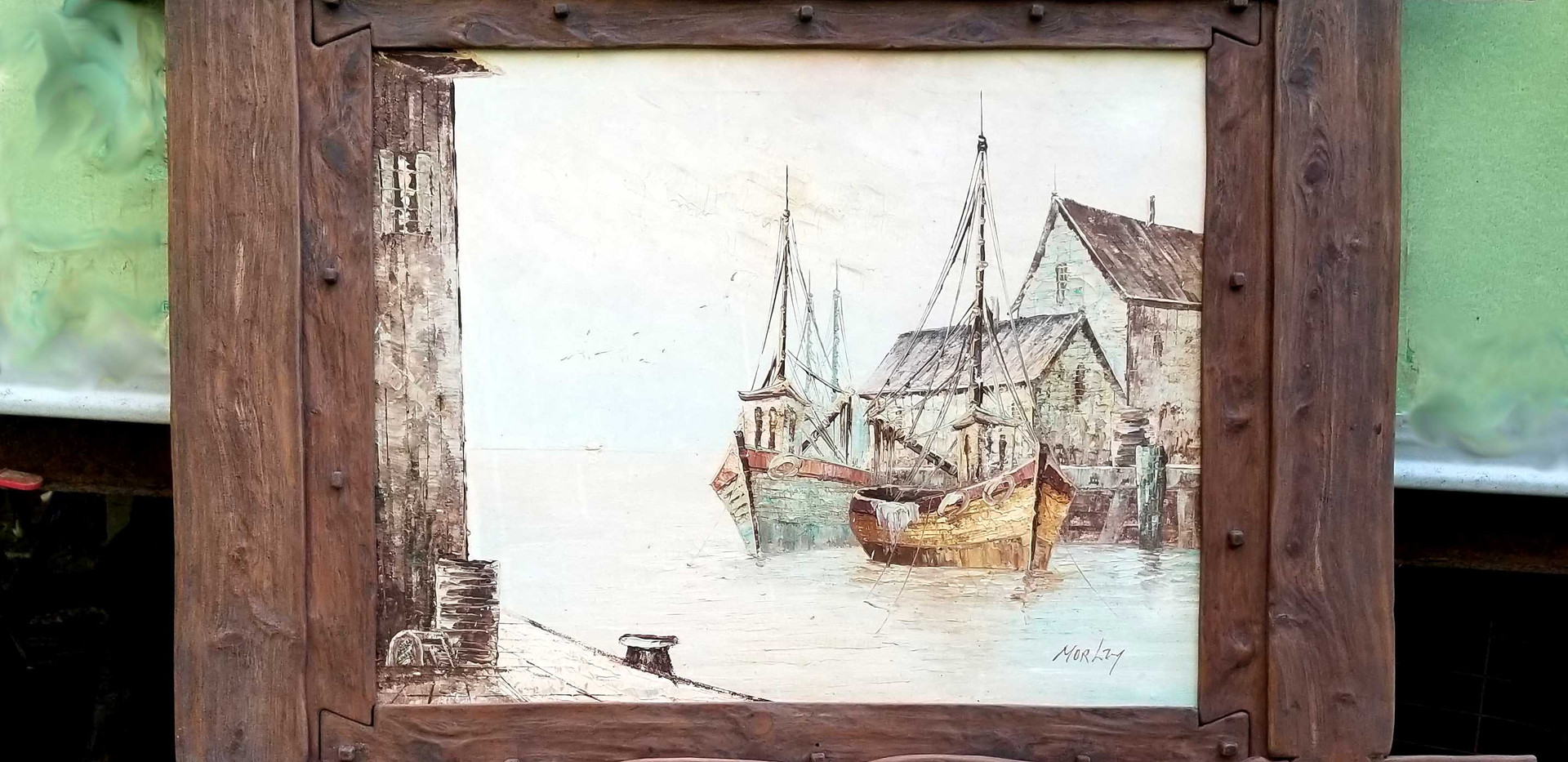 Oil Painting _Sea Freedom_ .jpg