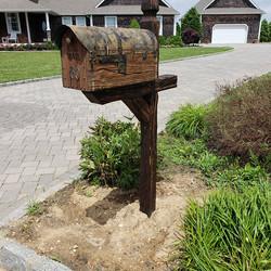 Mailbox After Set Up
