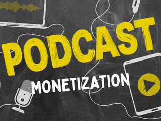 6 Ways to Monetize Your Podcast