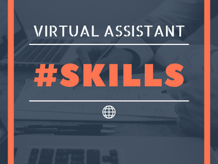 Top Must Have Skills for Virtual Assistants