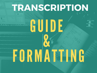 Umritun Transcription Style Guide