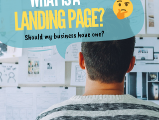 What is a Landing Page and Should You Have One?