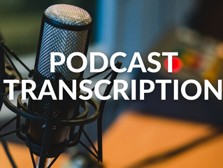 What is Podcast Transcription and Why You Need One