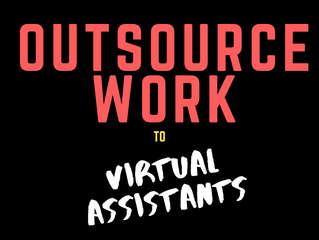 Reasons to Outsource Your Work to a Virtual Assistant