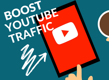 3 Ways To Boost Your YouTube Traffic
