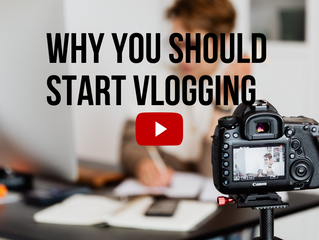 Here's why businesses should start vlogging