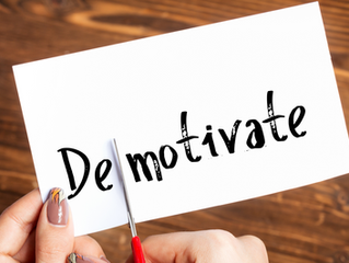 7 Deadly Sins that Destroy Motivation and How to Fix Them