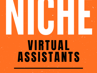 Significance of Niche for Virtual Assistant Jobs