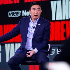 Leadership Lessons from Andrew Yang