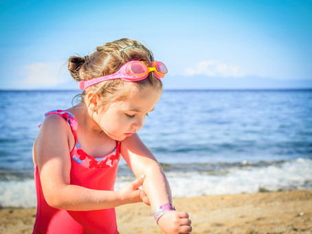 From Sunscreen to Bug Spray: How To Protect Your Kids From Chemical Poisoning This Summer