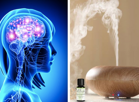 This Is What Happens to Your Brain When You Diffuse Essential Oils