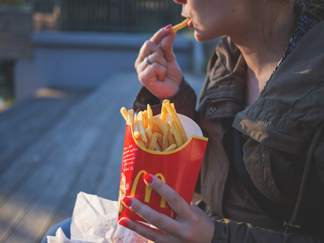 A Happy Meal Does Not Make You Happy: Are Convenient Meals Causing Depression & ADHD?
