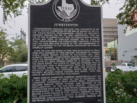 Juneteenth Panel Discussion