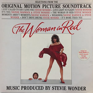 the woman in red soundtrack LP cover.jpg