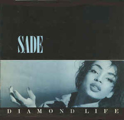 Sade - Diamond Life 1984 Epic EPC 26