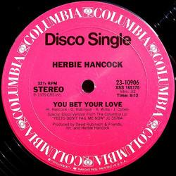 Herbie Hancock - You Bet Your Love 1976