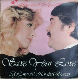 Renee And Renato - Save Your Love 1982 (Side A) Hollywood Records