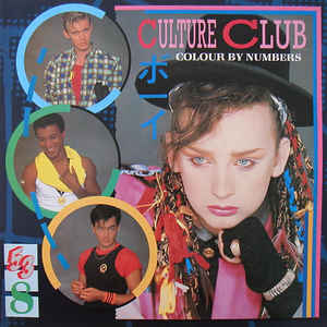Culture Club - Colour By Numbers 198