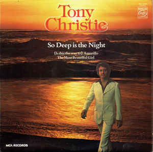Tony Christie - So Deep Is The Night