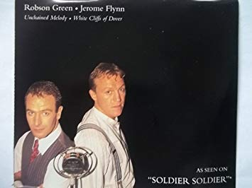 Robson Green And Jerome Flynn - (The
