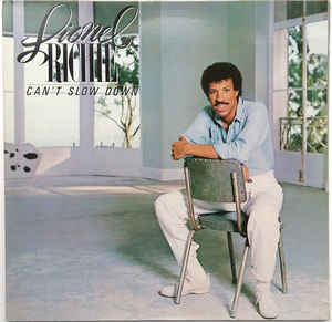 Lionel Richie - Can't Slow Down 1983