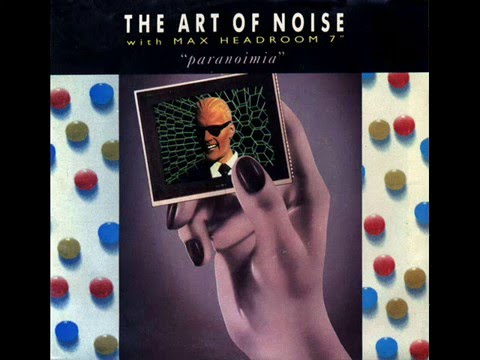 The Art Of Noise With Max Headroom -