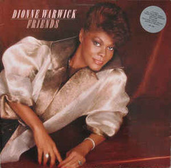 Dionne Warwick - Friends 1985 Arista