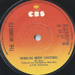 The Wombles - Wombling Merry Christm