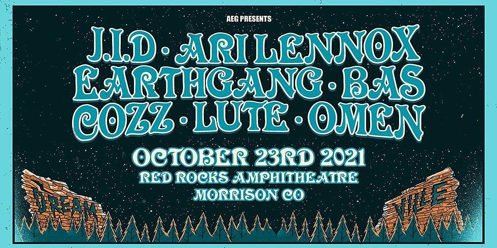 DREAMVILLE ON THE ROCKS - Sat, Oct 23