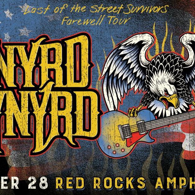 LYNARD SKYNARD - Mon, Sept 27