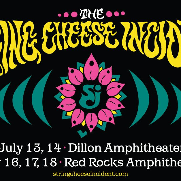 The String Cheese Incident - Fri, July 16