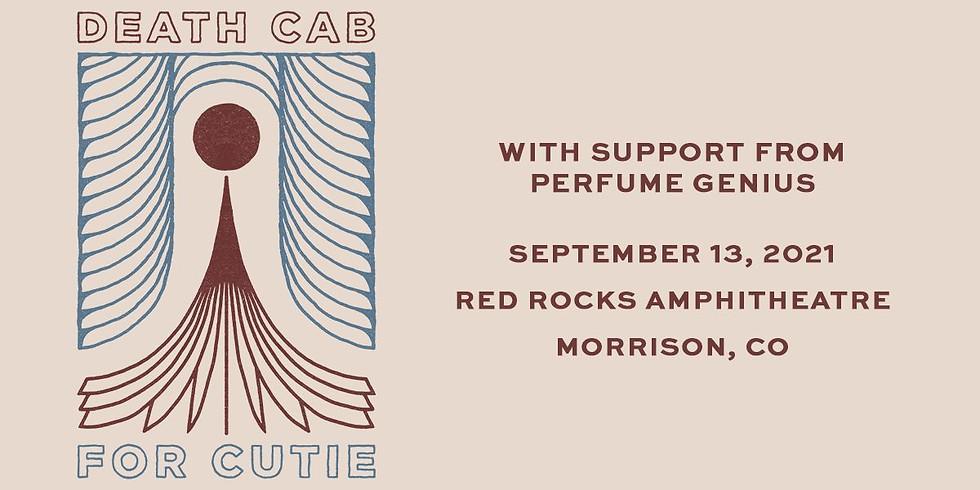 DEATH CAB FOR CUTIE - Mon, Sept 13